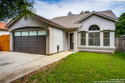 San Antonio Single Family Home Back on Market: 9127 Village Brown