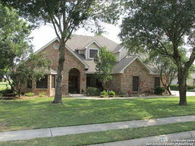 Castroville Single Family Home For Sale: 220 Private Road 4661
