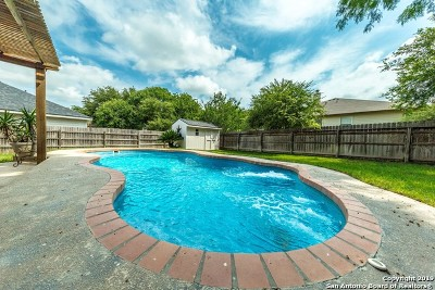 Schertz Single Family Home Active Option: 3608 Calvert St