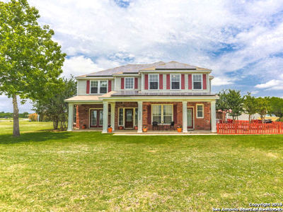 San Antonio Single Family Home For Sale: 13025 Remuda Oak