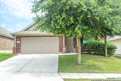 Cibolo Single Family Home For Sale: 365 Prickly Pear Dr