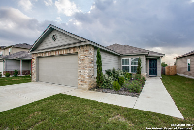 Converse Single Family Home Price Change: 2430 Key Hole View