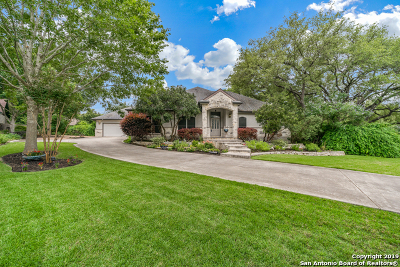 Boerne Single Family Home Price Change: 226 W Evergreen St