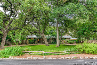 San Antonio Single Family Home Active Option: 9131 E Valley View Ln