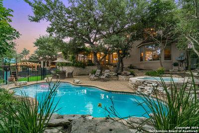 Timberwood Park Single Family Home Active Option: 1126 Via Belcanto