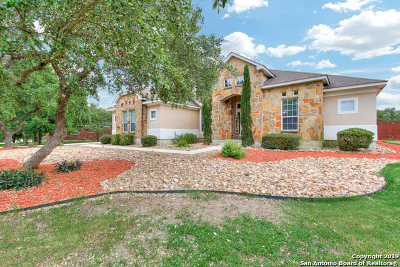 Bexar County Single Family Home For Sale: 13730 Box T Dr