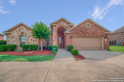 Schertz Single Family Home Active Option: 7051 Laura Heights
