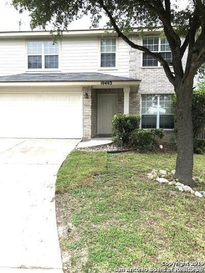 San Antonio Single Family Home Back on Market: 10403 Cub Haven