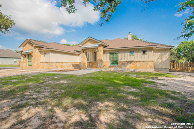 La Vernia Single Family Home Active Option: 164 Sendera Crossing