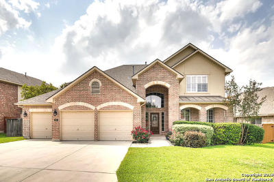 Stonewall Ranch Single Family Home For Sale: 611 Hookberry Trail