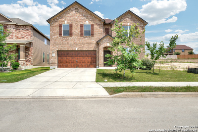 Cibolo Single Family Home For Sale: 308 Landmark Way