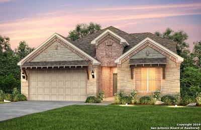 Boerne Single Family Home Price Change: 7616 Pecos Ridge