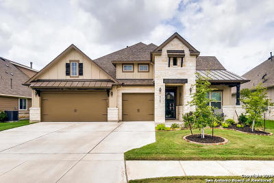 Schertz Single Family Home For Sale: 9109 Trail Stem