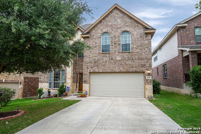 Bexar County Single Family Home For Sale: 11943 Ocelot Path