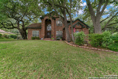 Schertz Single Family Home Price Change: 2792 Valencia Ln