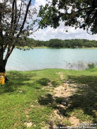 Bandera Residential Lots & Land For Sale: 1079 Lakeshore Dr N