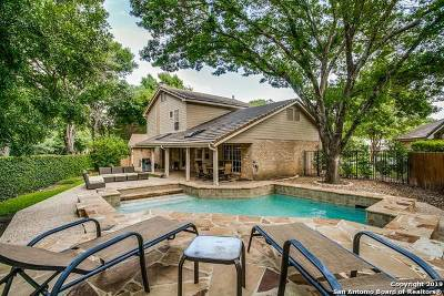 San Antonio Single Family Home Price Change: 5 Chitterne Sq