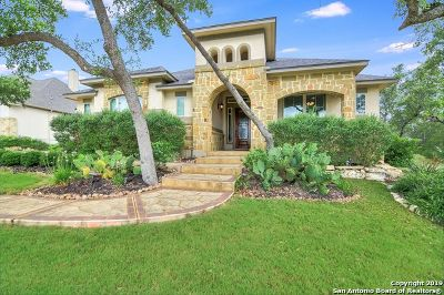 San Antonio Single Family Home For Sale: 26713 Balsham Park