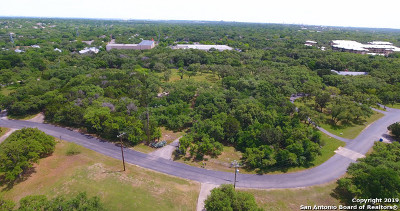 Shavano Park Residential Lots & Land Active Option: 114 Cliffside Dr