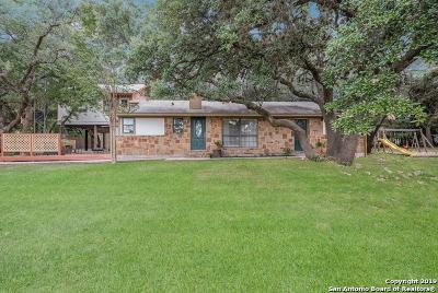 Boerne Single Family Home For Sale: 9159 Aqua Dr