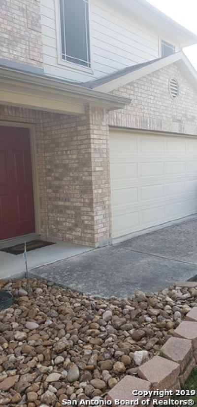 Schertz Single Family Home For Sale: 708 Eagles Gln