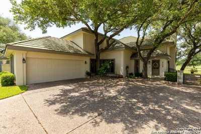 Kerrville Single Family Home For Sale: 509 Oakland Hills Ln