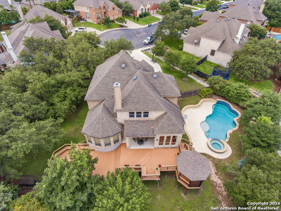 San Antonio Single Family Home For Sale: 21806 Barton Woods