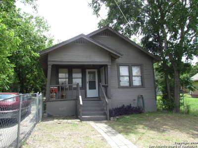 Single Family Home For Sale: 2642 E Commerce St
