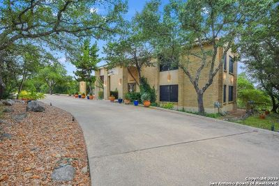 Helotes Single Family Home Active Option: 15021 Seven L Trail