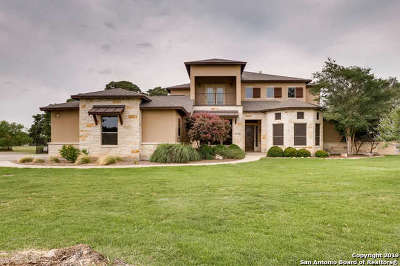 New Braunfels Single Family Home Price Change: 27122 Rockwall Pkwy
