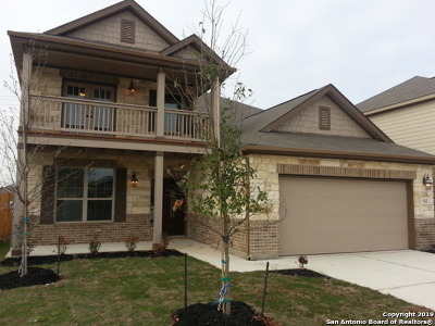 Cibolo Single Family Home For Sale: 532 Saddlehorn Way