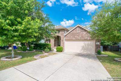 Bexar County Single Family Home For Sale: 527 Redbird Song