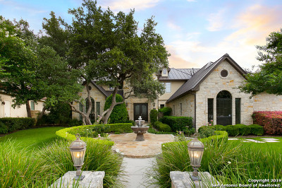 San Antonio Single Family Home For Sale: 374 Regent Circle