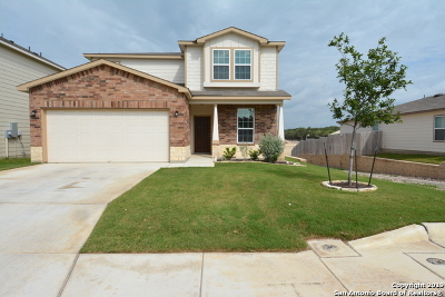 Helotes Single Family Home For Sale: 10535 Noble Canyon