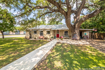Hondo Single Family Home Price Change: 2701 Avenue H