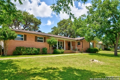 Kerrville Single Family Home For Sale: 236 Harper Rd N