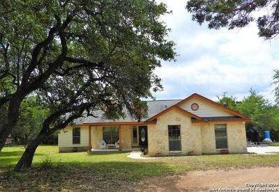 Lakehills Single Family Home For Sale: 1667 Brushy Creek Dr