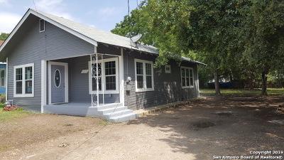 San Antonio Single Family Home Back on Market: 505 Bristol Ave