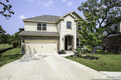Boerne Single Family Home Active Option: 27910 Lokaya Fls