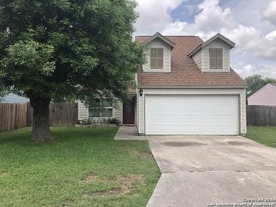 San Antonio Single Family Home Back on Market: 4123 Frontier Sun