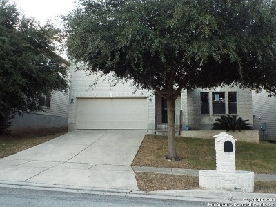 Live Oak Single Family Home Active Option: 6743 Spearwood