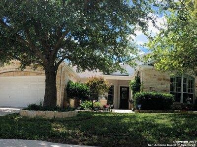 Alamo Ranch Single Family Home Price Change: 4011 Bristol River