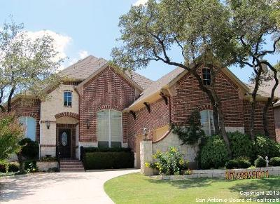 Stonewall Ranch Single Family Home For Sale: 315 Waxberry Trl