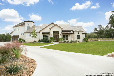 Kendall County Single Family Home For Sale: 638 Menger Springs