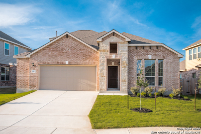 Bexar County Single Family Home For Sale: 13835 Taverns Turn