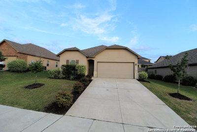 Schertz Single Family Home Active Option: 2820 Mistywood Ln