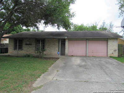 Single Family Home Active Option: 9710 Timber Path