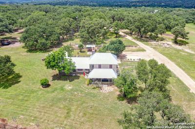 Boerne Farm & Ranch For Sale: 772 Rio Colorado