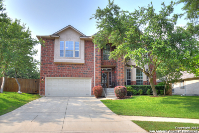 Helotes Single Family Home For Sale: 9107 Los Sonoma Rio