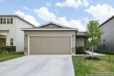 New Braunfels Single Family Home Active Option: 119 Elderberry